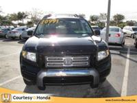 2006 HONDA Ridgeline Pickup Truck RTL AT Our Location