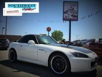 2006 S2000. super clean. carbon fiber hood. lip. and