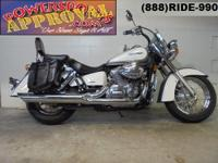 2006 Honda Shadow 750 Aero motorcycle for sale with