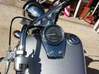 2006 Honda Shadow Aero 750 Classic Cruiser, Sold by