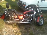 2006 Honda Shadow Aero 750R (NADA suggested list price