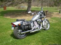 For Sale 2006 Honda Shadow 600cc like new, low milage