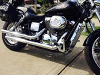 I have a 2006 Honda shadow spirit 750 for sale. Has