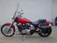 2006 Honda Shadow Spirit 750 (VT750DC) WINGDHIELD