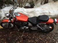 2006 shadow spirit VT750DCA $2800 or best reasonable