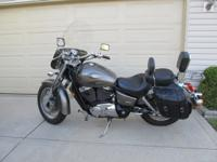 2006 Honda Shadow Sable VT1100. 16,600 miles. Excellent