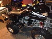 FOR SALE:. 2006 HONDA TRX 250EX, SPORTING ACTIVITY