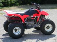 2006 Honda TRX250EX 4 Wheeler ATV. $3750 OBO. Low