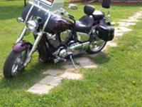 2006 Honda VTX 1800 in excellent condition. Great bike