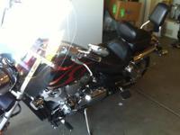 have a 2006 Honda VTX 1800 C with a Mustang Seat, dual