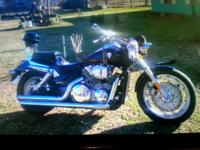 I am selling my 2006 Honda VTX c 1300 motorcycle. It is