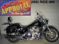 2006 Honda VTX1300 motorcycle for sale with all the