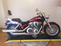 2006 Honda VTX1300C (VTX1300C) Stock 1300cc cruiser low
