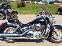 Motorcycles Cruiser. 2006 Honda VTX1300S (VT1300S)