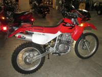 2006 Honda XR650L Trans -America Trail anyone ? Yes the