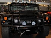 This is a Hummer, H1 for sale by Euro Motorsport. The