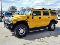 2006 HUMMER H2 Air Conditioning, Automatic