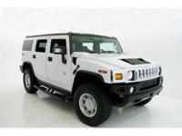 2006 HUMMER H2 THE HUMMER H2 MARKED THE BEGINNING OF A