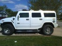 FOR SALE 2006 HUMMER H2. 81K MILES, RUNS AND DRIVES