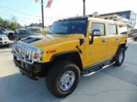 "2006 Hummer H2 has ""look-at-me!"" styling and"