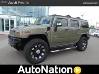 This 2006 HUMMER H2 is provided to you for sale by Audi
