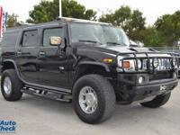You're looking at a 2006 Hummer H2 in Car Depot of