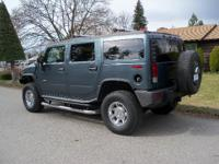 Options:  2006 Hummer H2 Luxury Suv|Blue|92249