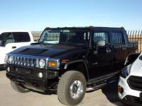 This 2006 HUMMER H2 is proudly offered by Winslow Ford