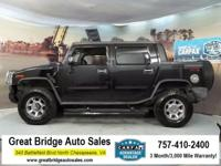 2006 Hummer H2 SUT CARS HAVE A 150 POINT INSP, OIL