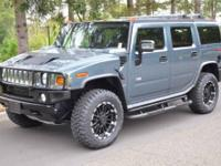 2006 Hummer H2 Wagon Stunning looking Off Road
