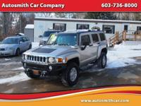 2006 HUMMER H3 AWD Sellers Notes Visit Autosmith Car