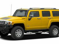 Looking for a clean, well-cared for 2006 HUMMER H3?