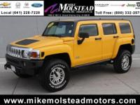 Exterior Color: yellow, Body: SUV, Engine: 3.5L I5 20V