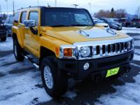 New Inventory! 4 Wheel Drive*** This Yellow 2006 HUMMER