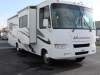 2006 Hurricane 31D. Pre-Owned Certified Used Class A
