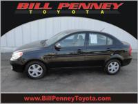 2006 Hyundai Accent 4 Dr Sedan GLS Our Location is: