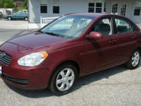 2006 HYUNDAI Accent 4dr Car GLS Our Location is: Len