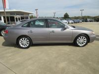 Check out this 2006 Hyundai Azera 4dr Sdn Limited. Its