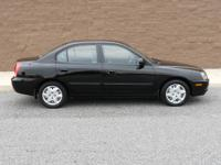 This is a great looking 2006 Hyundai Elantra with