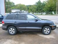 Options Included: N/AThis 2006 Hyundai Santa Fe 4dr 4dr