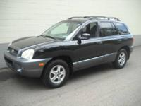 2006 Hyundai Sante Fe V6 AWD, ONE OWNER! It has all the
