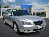 2006 Hyundai Sonata 4dr Car GLS Our Location is: