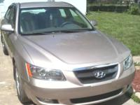 '06 Hyundai Sonata, This is a Florida car senior