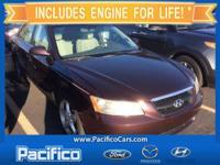*Pacifico Lifetime Engine Program valid on all vehicles