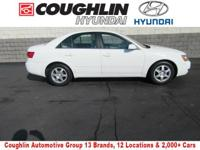 ***This 2006 Hyundai Sonata GLS V6 is a great