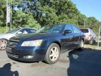 This 2006 Hyundai Sonata GLS is Well Equipped with