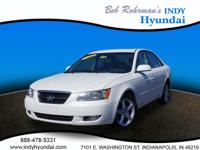 This 2006 Hyundai Sonata LX is a great option for folks
