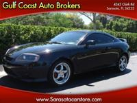 Options Included: N/A2006 HYUNDAI TIBURON SE V-6! 5