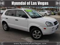 Tucson GL, 4D Sport Utility, 4-Speed Automatic with