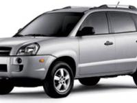 Safe and reliable, this 2006 Hyundai Tucson GL lets you